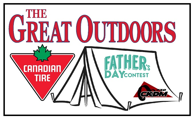 TheGreatOutdoorsFathersDayContest CanadianTire 730CKDM June2018 PromoImage001