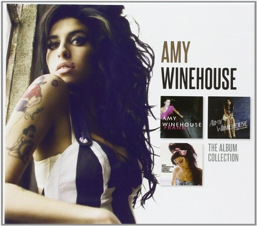 "Amy Winehouse ""The Collection"" is out this week"