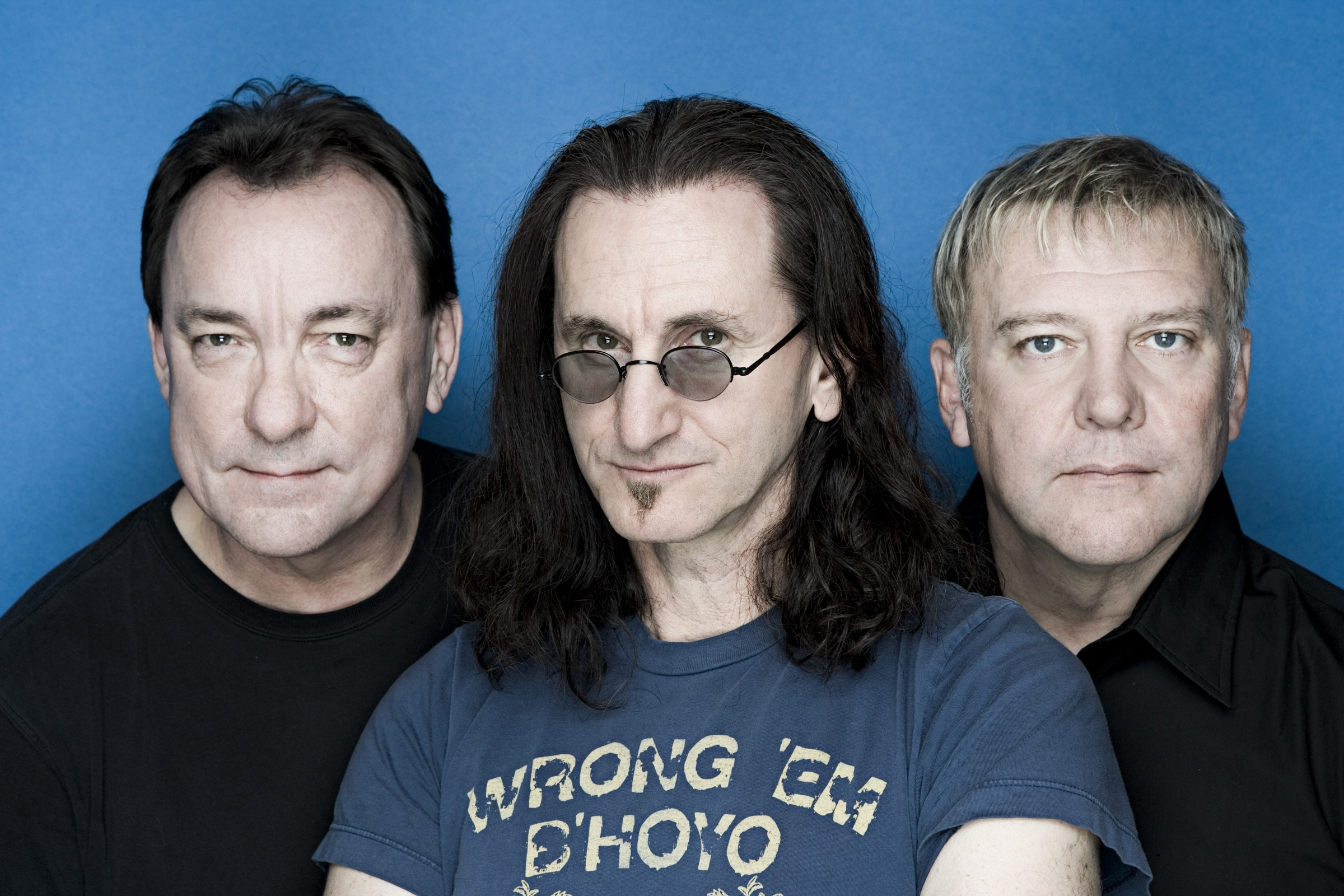 Rush – Geddy Lee, Alex Lifeson and Neil Peart – are the recipient of the 2015 Allan Waters Humanitarian Award