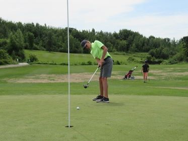 Fisk Chips In To Junior Golf Domination