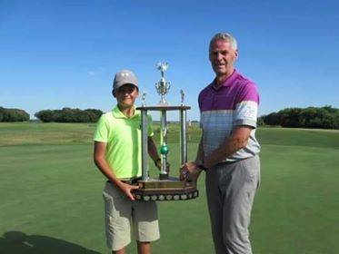 Delaurier Swings To Circuit Championship