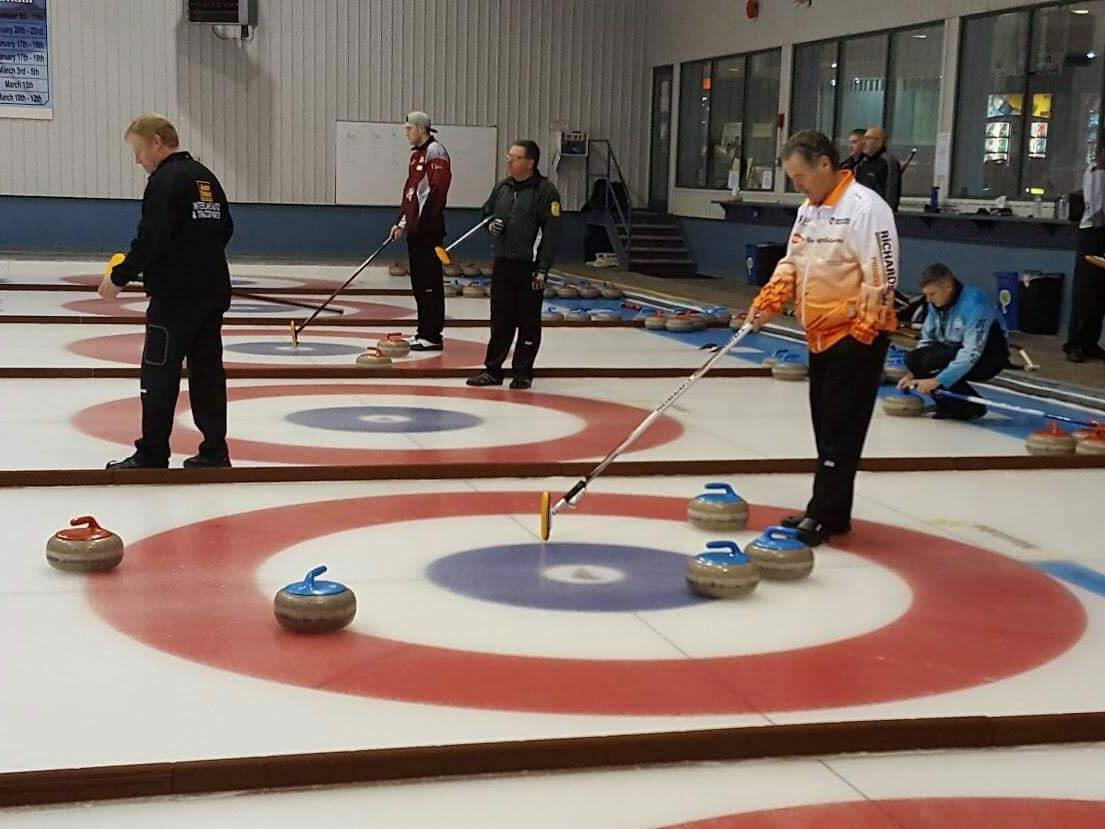 HARD — Curling Coming Back To Dauphin