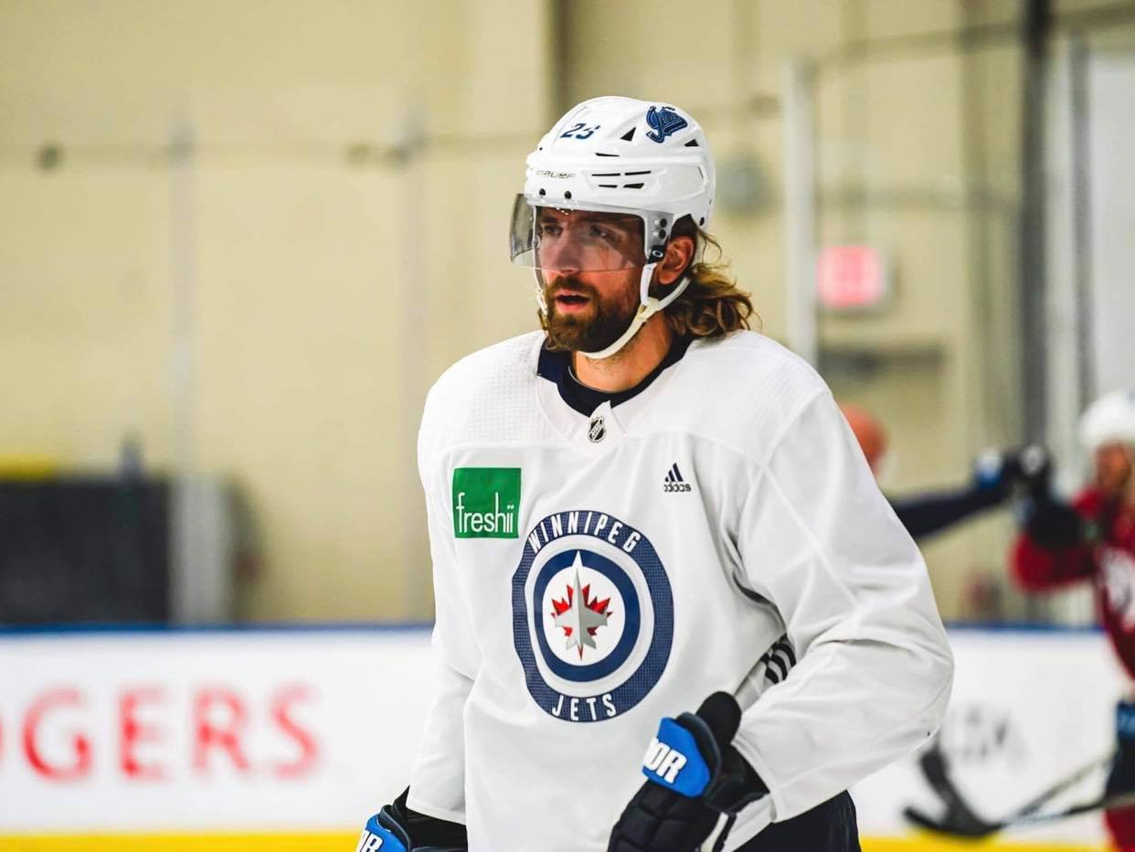 Jets Captain Calls Out Premier Pallister
