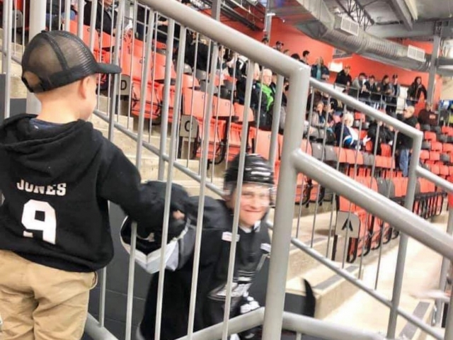 Hockey Tradition Continues In Russell