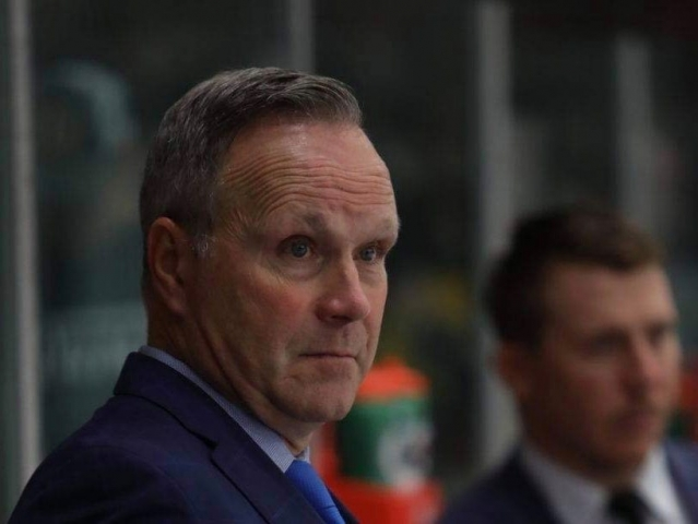 Dave Lowry Joins Winnipeg Jets