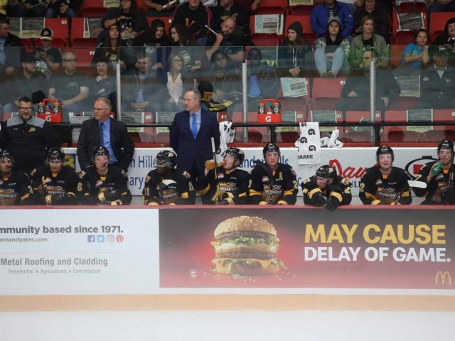 Meet The Wheat Kings New Bench Boss