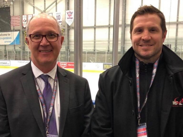 MJHL Changes Hands