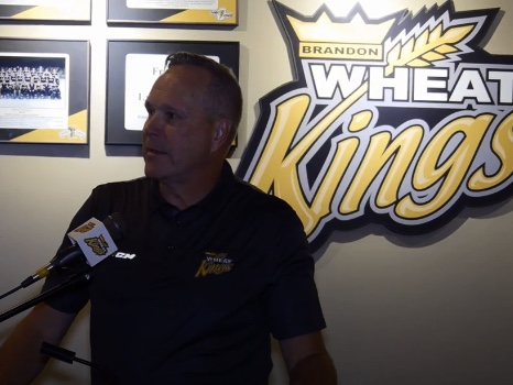 Wheat Kings Coach Promoted To NHL