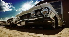 ClassicCars_LowAngle_SunInSky_StockImage001.jpg