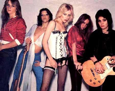 Kim Fowley created the Runaways
