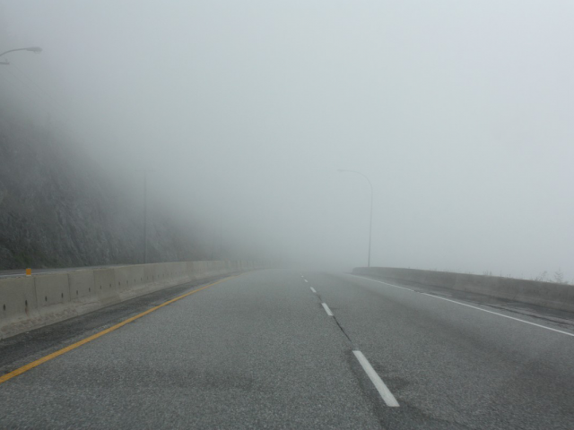 Fog Advisory, Near-Zero Visibility This Morning