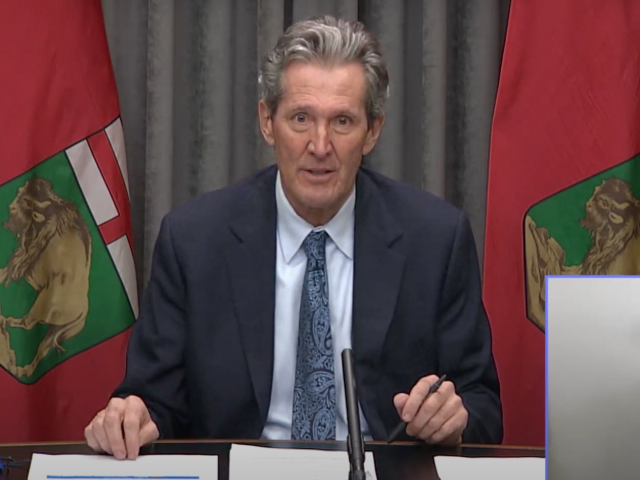 Pallister Announces Interprovincial Travel Restrictions