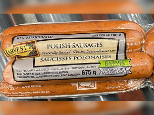 Manitoba Included In Sausage Recall