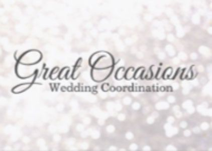 Great Occasions Wedding Coordination