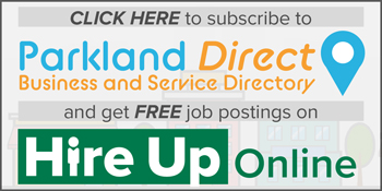 Parkland Direct Subscribe Now Button
