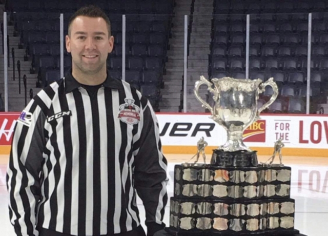 Yorkton Official Off To World Juniors