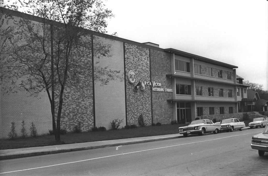 RCA Studio A in it's glory days